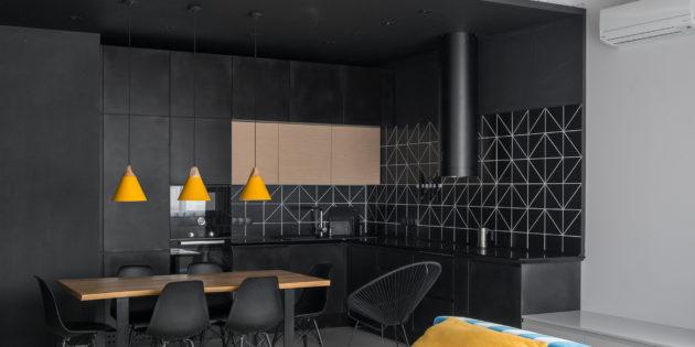 Come arredare casa con stile le tendenze del 2018 - Piastrelle geometriche cucina ...