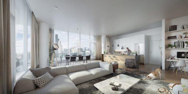 Arredare zona living idee arredamento soggiorno moderno - Arredi soggiorno moderno ...