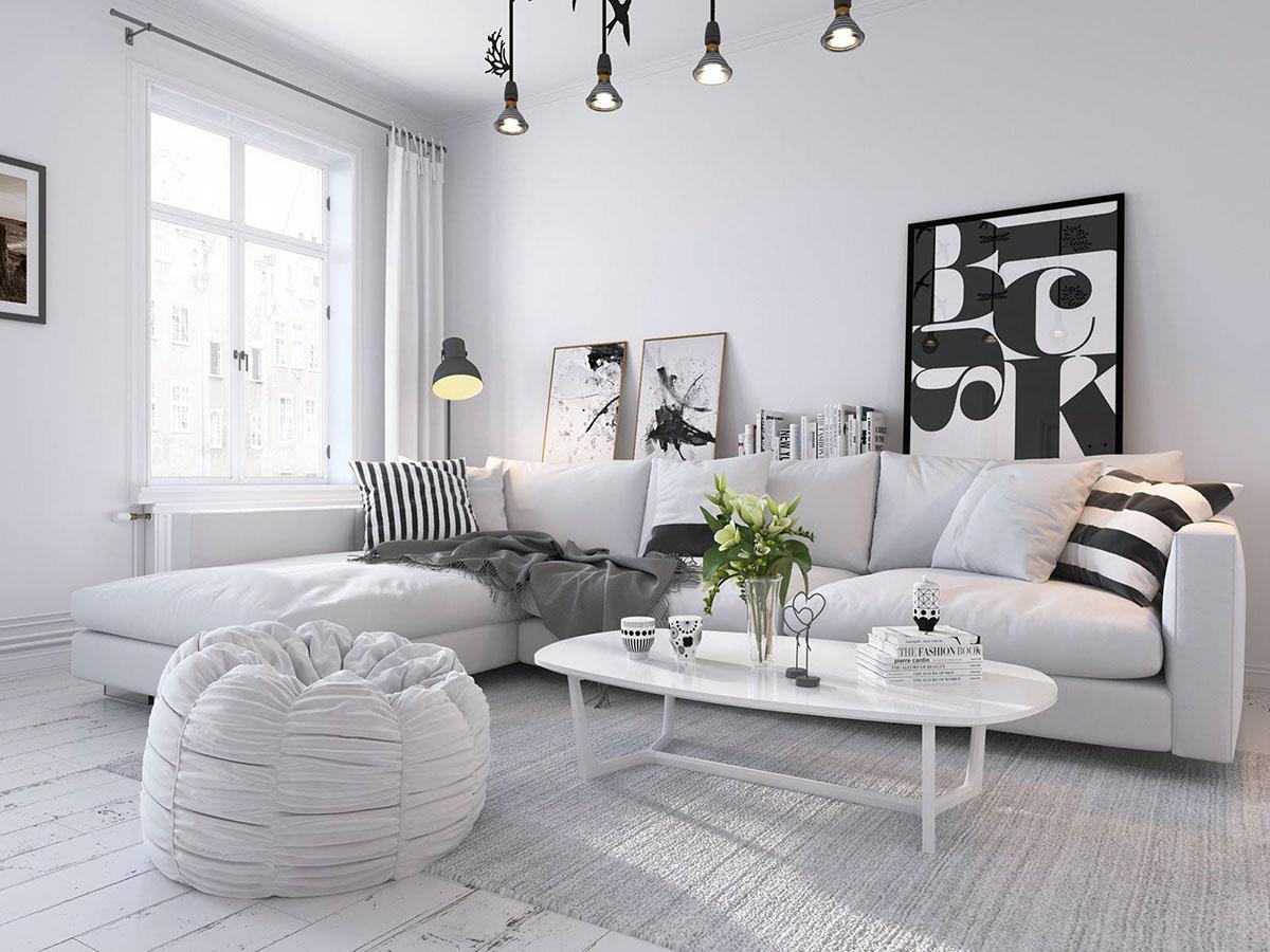 Arredamento Moderno Salotto : Arredamento soggiorno moderno design consigli e idee per la zona