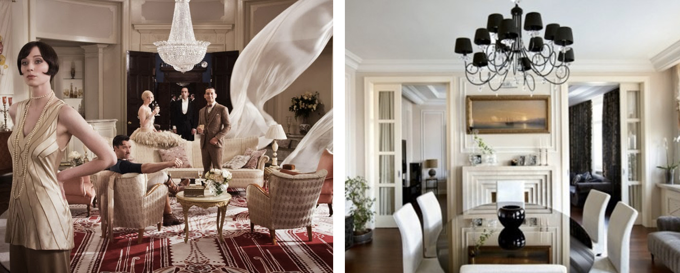 Stili Di Arredamento Interni.Arredamento Stile Classico Moderno Mix Elegante Contemporaneo Insieme
