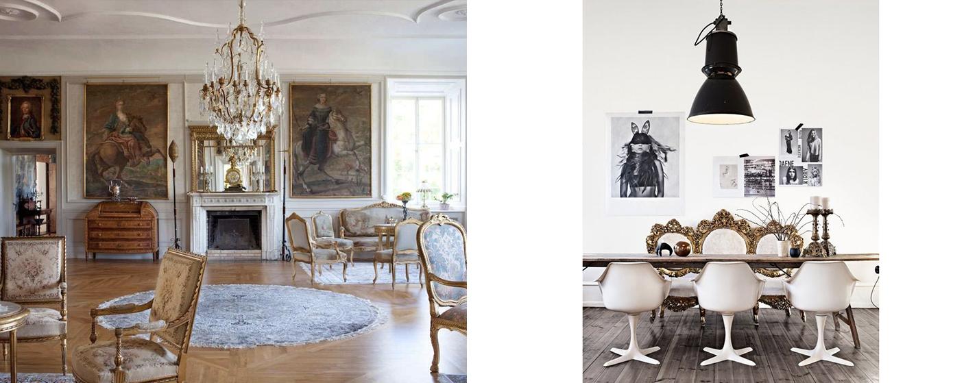 Arredare casa in stile classico ispirandosi alla letteratura for Arredare casa in stile classico
