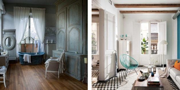 Arredare casa in stile classico idee arredamento classico moderno - Arredare casa con poco ...