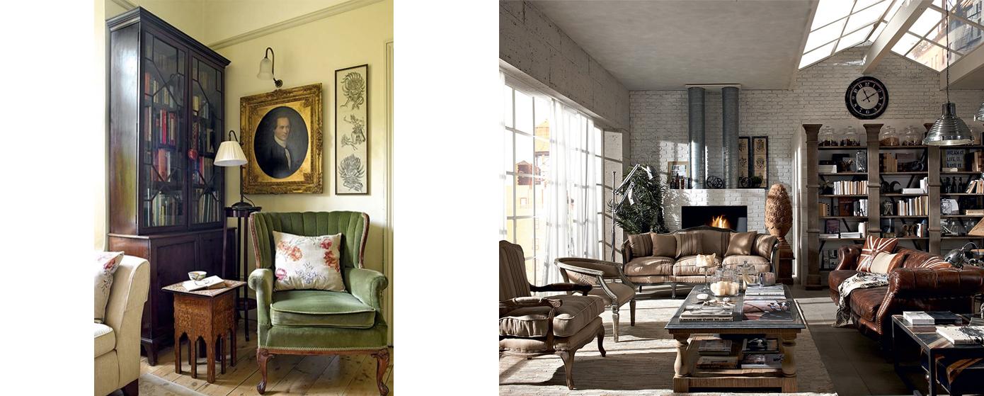 Arredare casa in stile classico ispirandosi alla letteratura for Arredamento moderno elegante