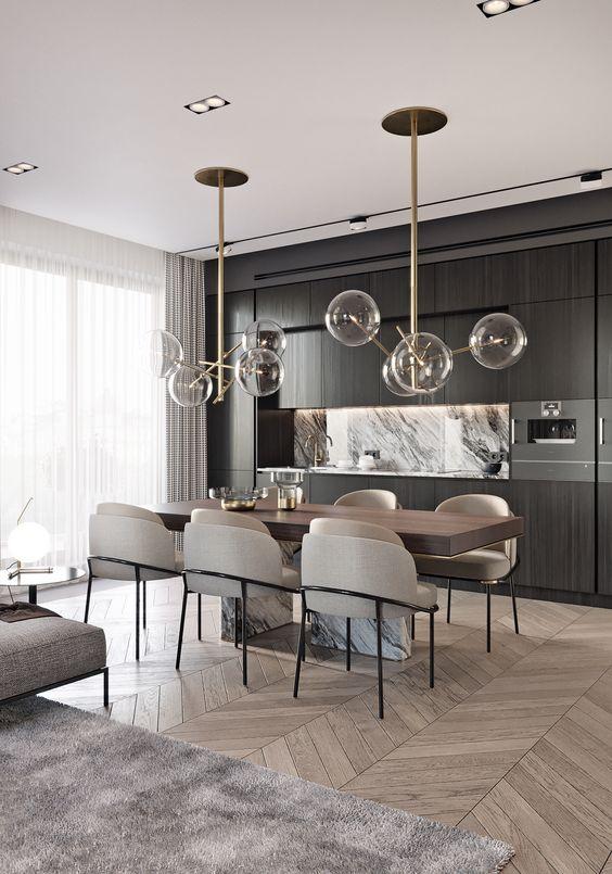 Sala E Cucina Insieme. Good Awesome Soggiorno E Cucina Insieme Idee ...