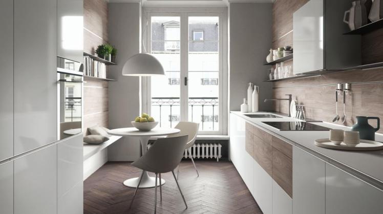 Creare open space: i miei progetti per arredare cucina e soggiorno ...