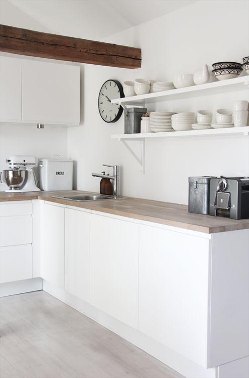 Cucine Moderne Bianche Con Isola.Come Arredare Una Cucina Moderna Bianca 100 Immagini Mozzafiato