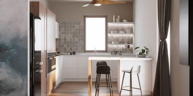 La tua Nuova Cucina Bianca Moderna: Più di 100 Ispirazioni Mozzafiato