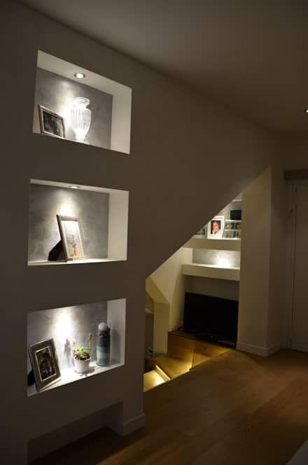 Come arredare una nicchia 50 idee dell 39 architetto per sfruttare piccoli spazi - Come arredare sala ...
