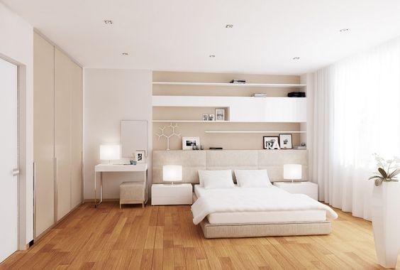 Come arredare una nicchia 50 idee dell 39 architetto per - Un letto in una nicchia ...