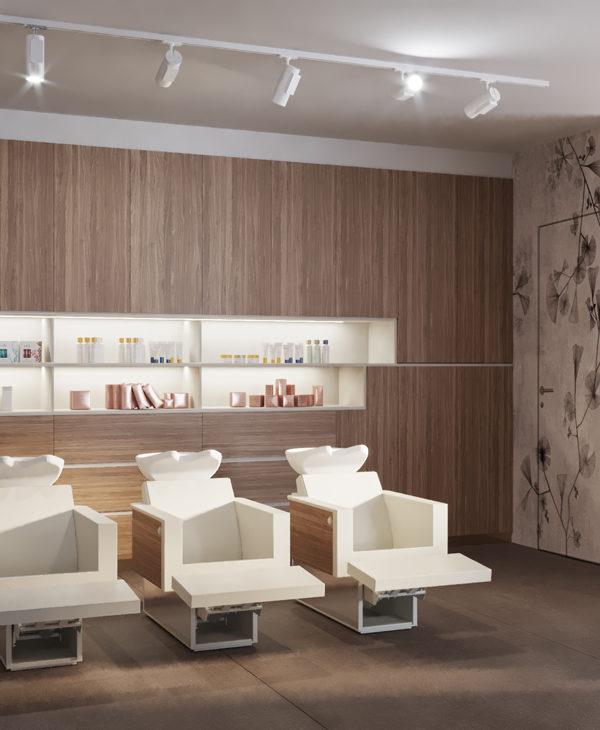 progettazione saloni per parrucchieri
