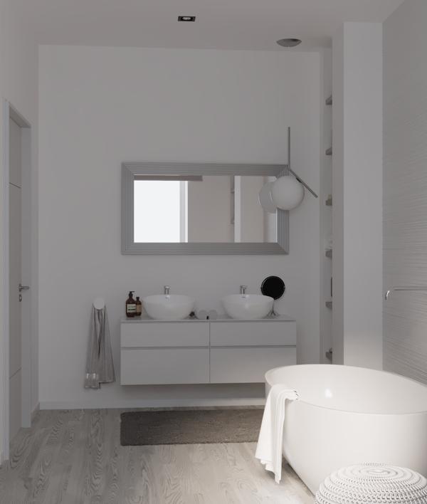 Progetto Interior Bagno