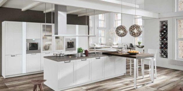 Progettare una cucina funzionale e moderna: come organizzare gli spazi