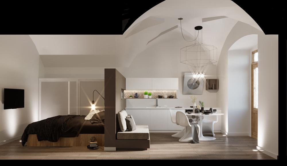 Come dividere una stanza in due: soluzioni per separare spazi senza muri