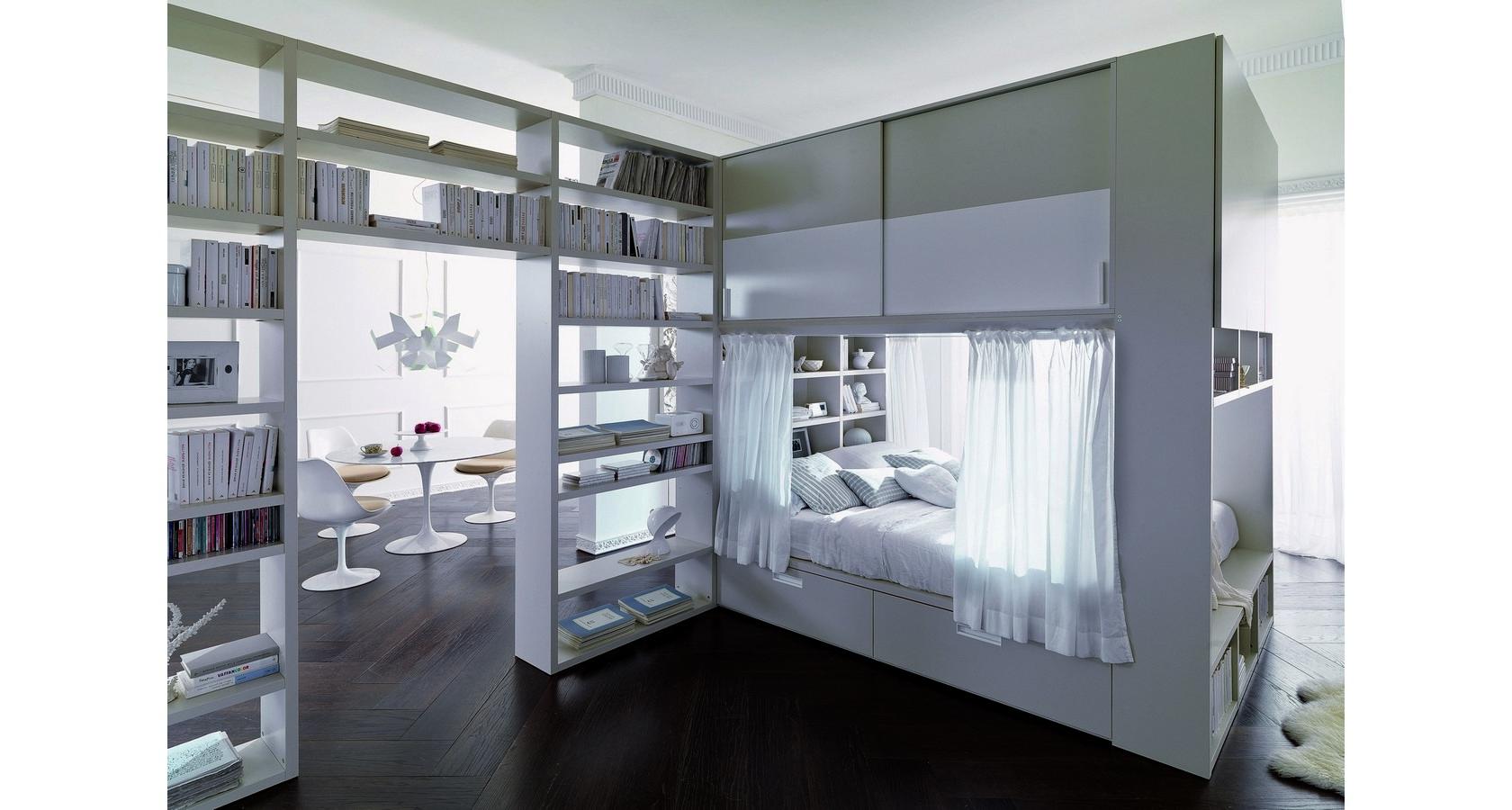 Progettare una cabina armadio misure e dimensioni minime per il fai da te - Idee armadio camera da letto ...