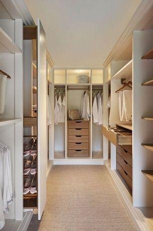 Cabina armadio cassetti