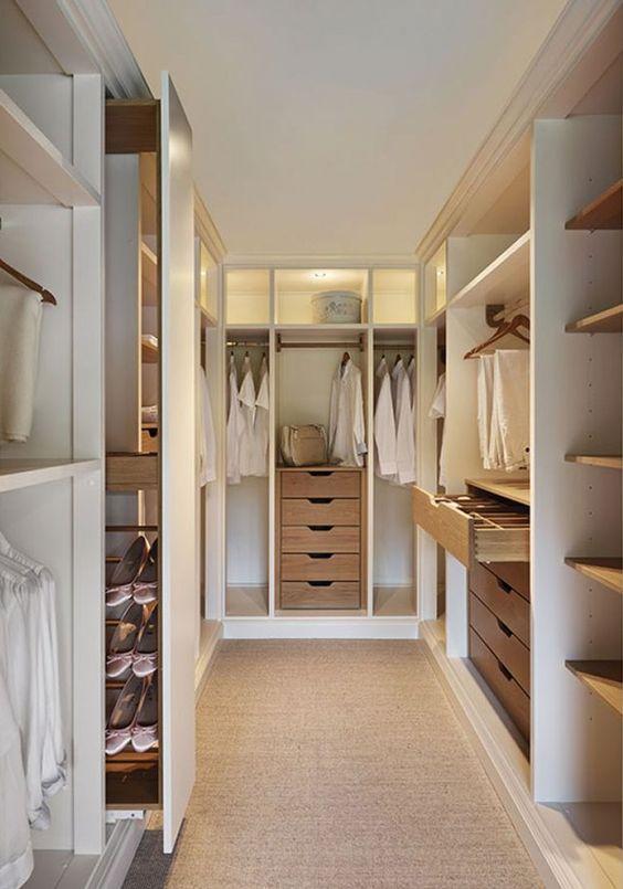 cabina armadio personalizzata