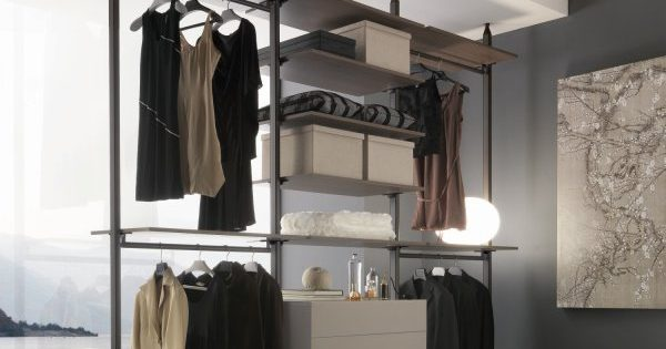 Cabina armadio personalizzata:più di 100 idee per realizzarla come