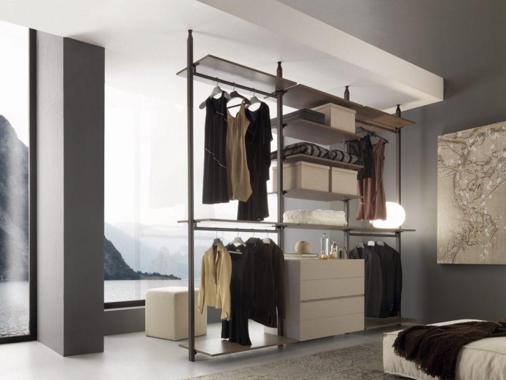 Cartongesso Armadio A Muro Ikea.Progettare Una Cabina Armadio Misure E Dimensioni Minime Per Il