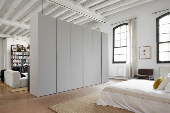 Come dividere una stanza in due camere da letto