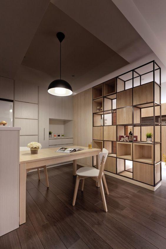Come dividere un ambiente in due camere