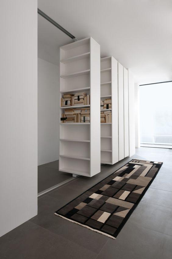 Come dividere una stanza in due con mobili