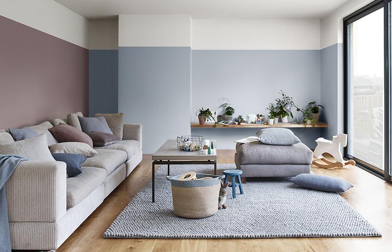 Colori Pareti Moderne : Colori pitture per pareti idee moderne e i migliori effetti