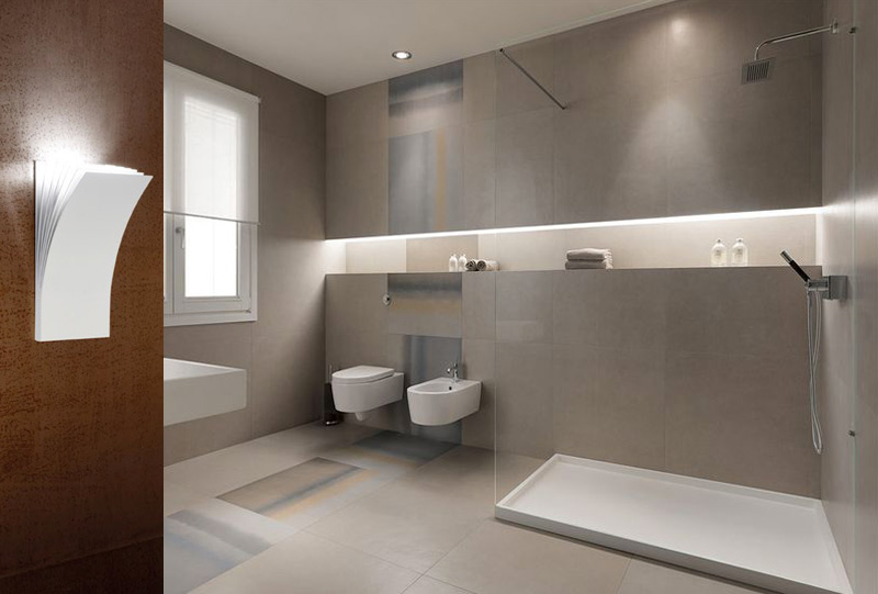 Controsoffitto bagno con led: faretti led per controsoffitto in