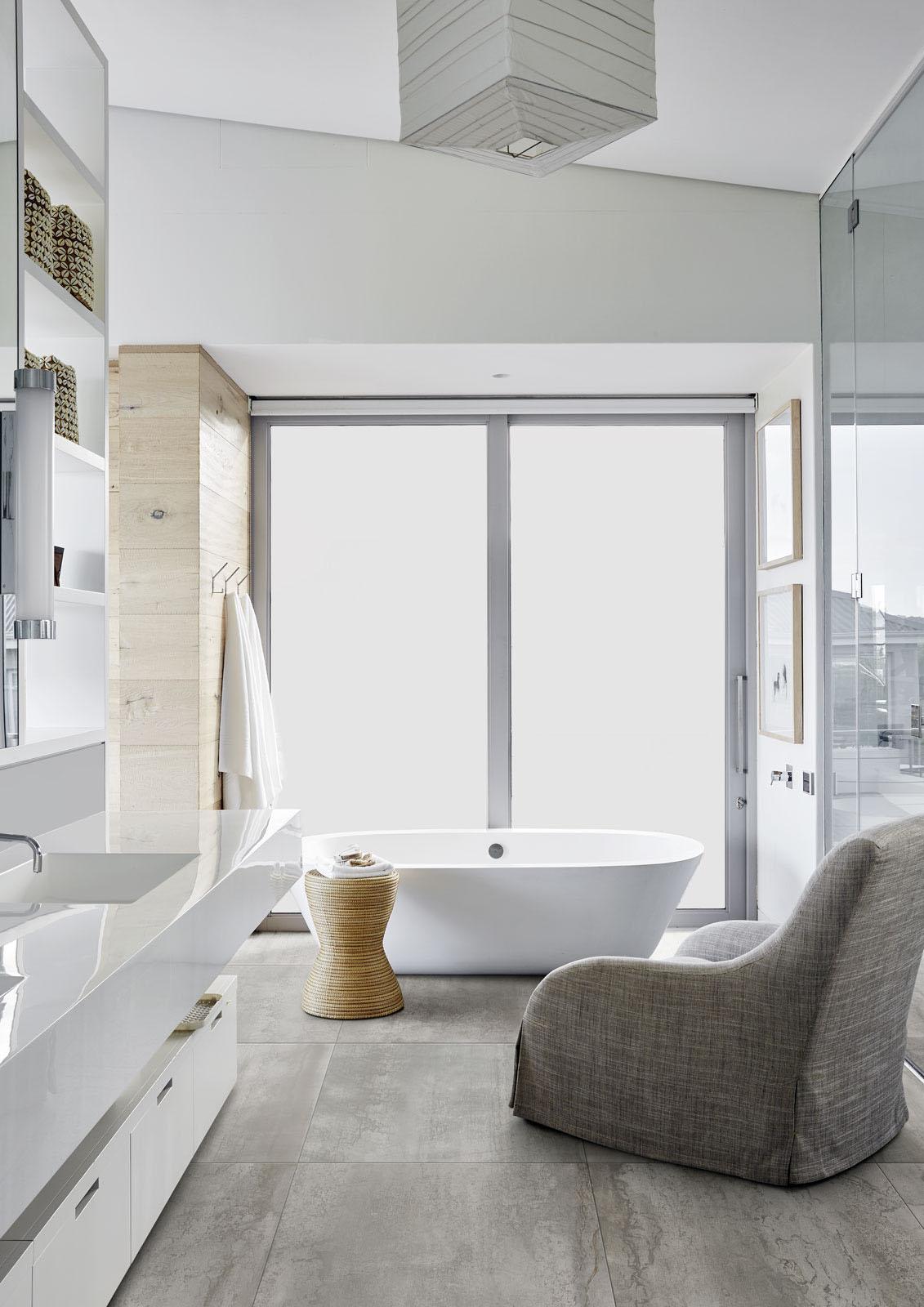 Scegliere i rivestimenti bagno 10 idee per abbinare i materiali nel 2019 - Ceramiche per bagno marazzi ...