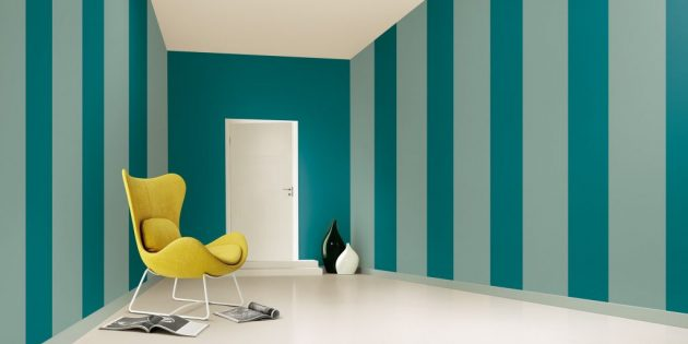 Colori pitture per pareti idee moderne e i 10 migliori for Pitture case moderne