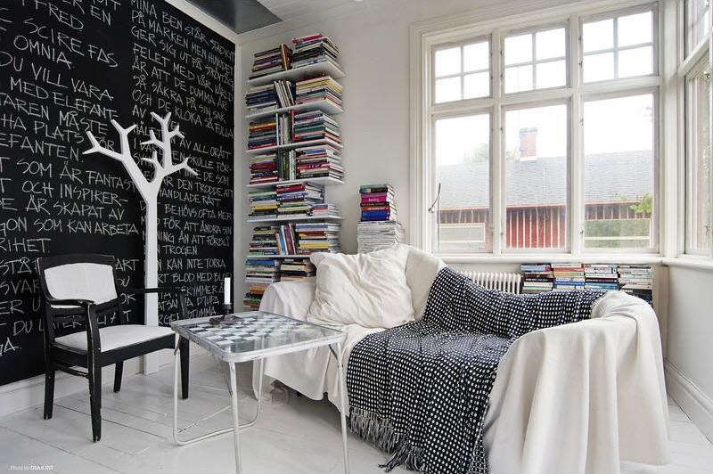 Colori pitture per pareti effetto Lavagna