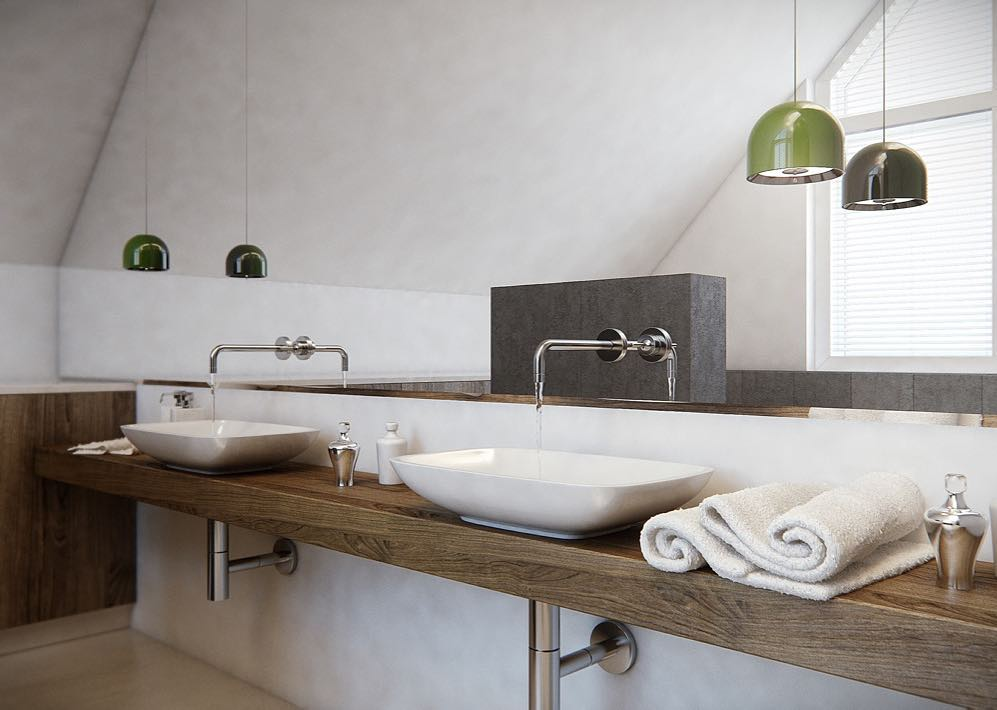 Lampade sospensione bagno illuminazione bagno moderno tendenze e