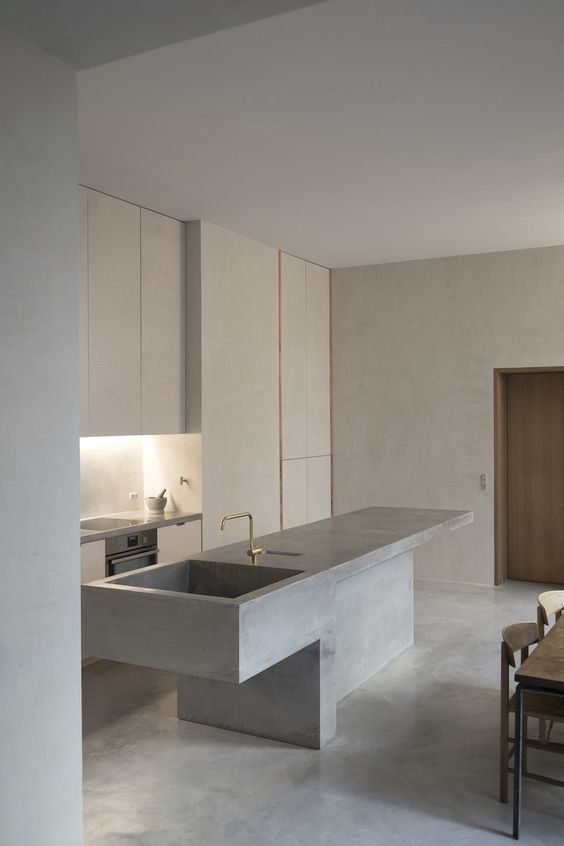 Come arredare una cucina moderna materiali