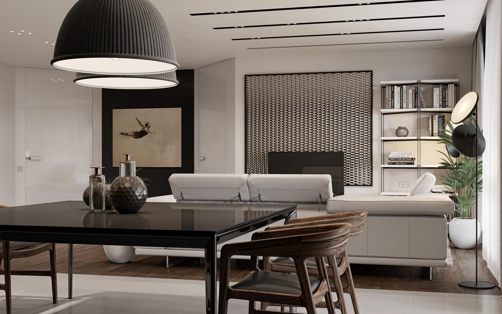 Illuminazione soggiorno moderno le regole per un progetto di