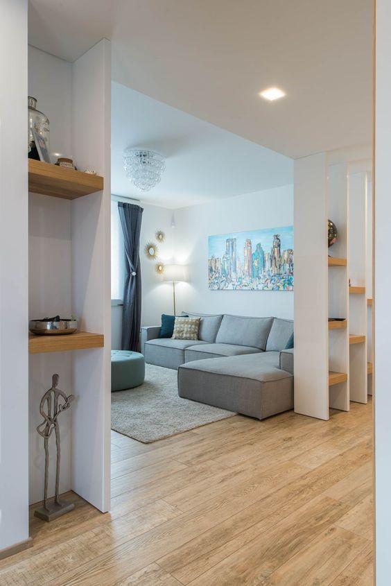 Arredare l\'ingresso di casa: le migliori idee moderne di interior design