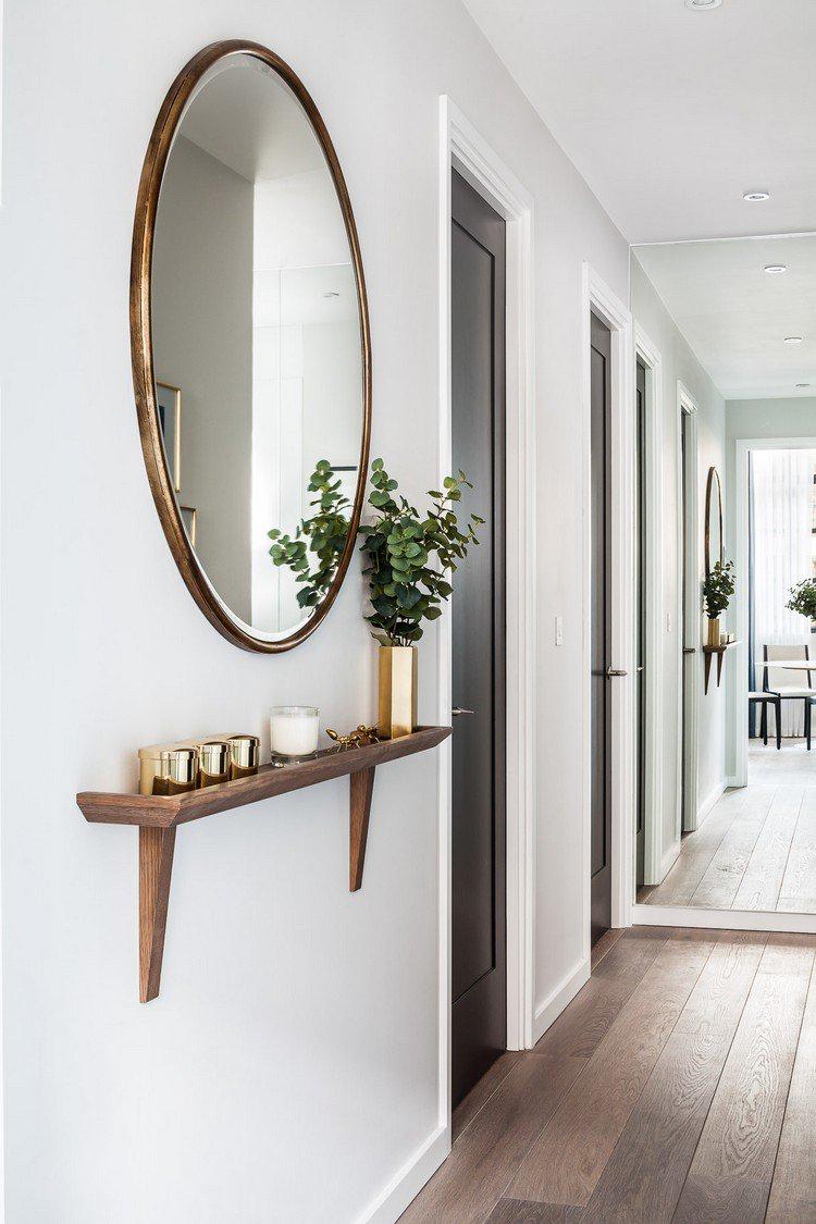 Altezza Specchio Ingresso arredare l'ingresso di casa: le migliori idee moderne di