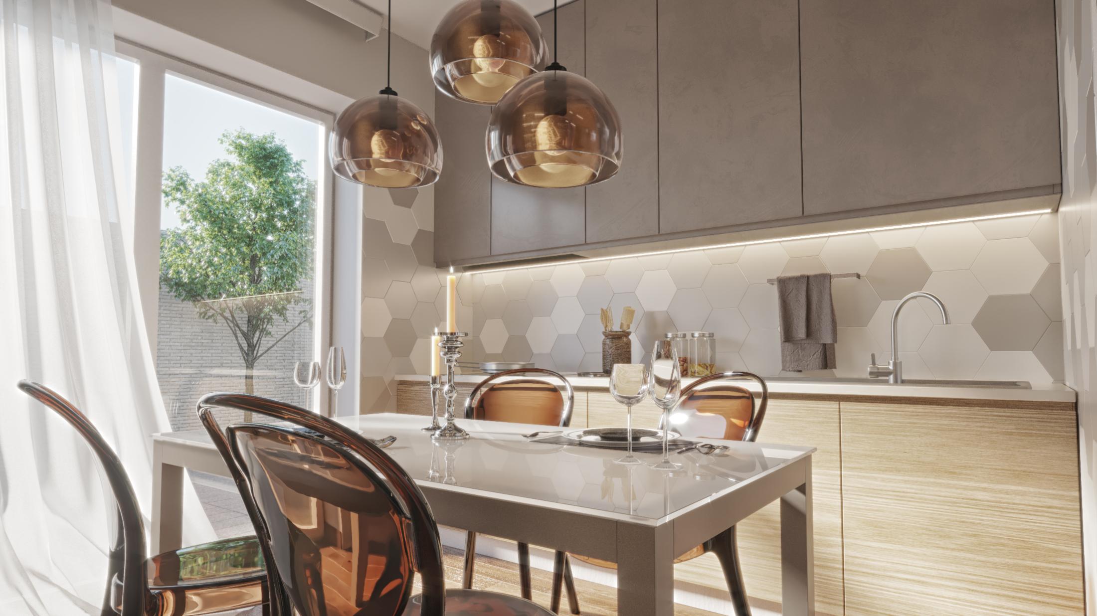 Illuminazione Per Soggiorno Moderno lampade a sospensione per il tavolo da pranzo: consigli e le