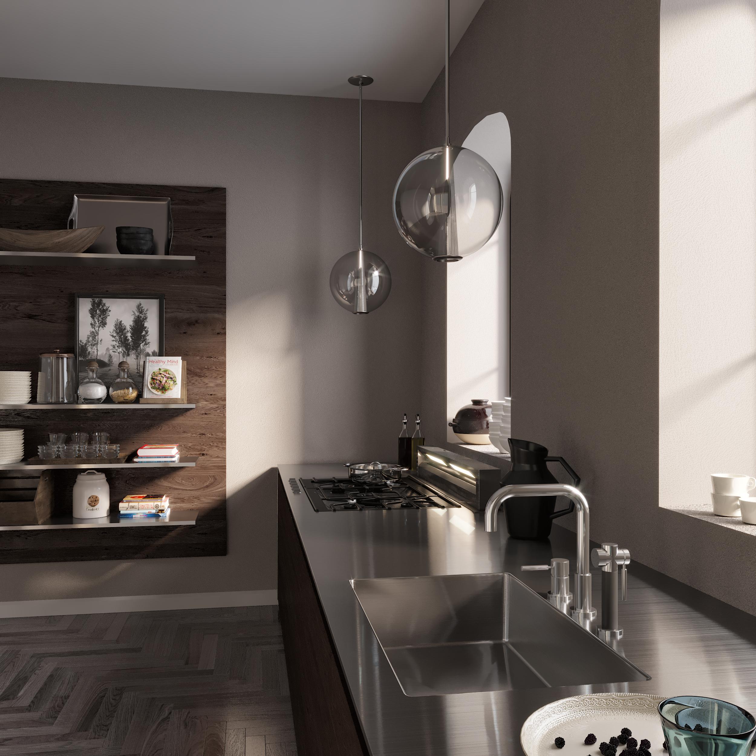 Pensili Per Cucina Prezzi come scegliere la cucina: i consigli dell'architetto per non