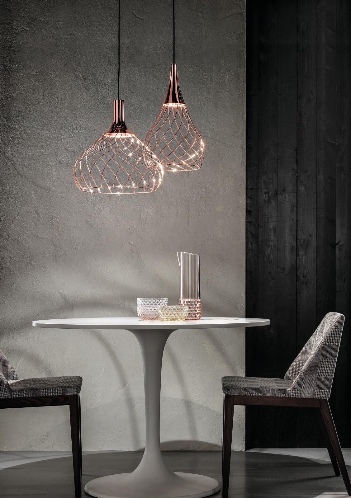 Tavolo Da Pranzo 3 Metri lampade a sospensione per il tavolo da pranzo: consigli e le
