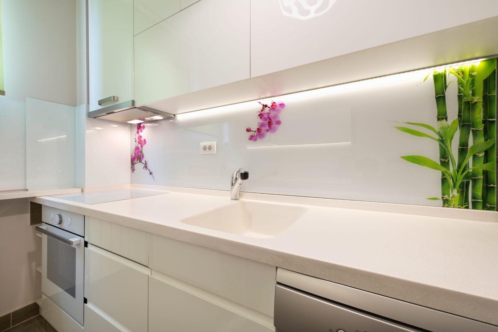 Pannelli Per Dietro Cucina paraschizzi cucina: 60 idee per la tua cucina moderna