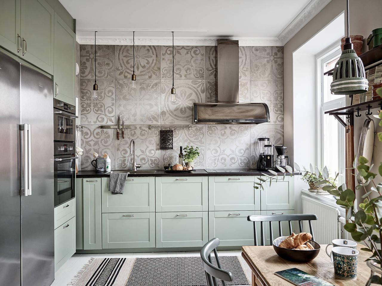 Coprire Piastrelle Cucina Con Pannelli paraschizzi cucina: 60 idee per la tua cucina moderna