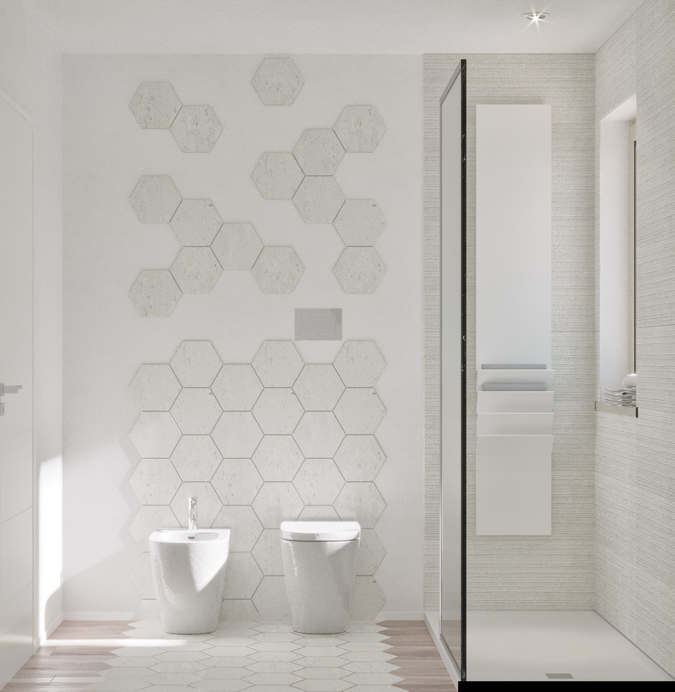 Illuminazione Bagno A Parete come arredare un bagno piccolo: 7 segreti dell'architetto