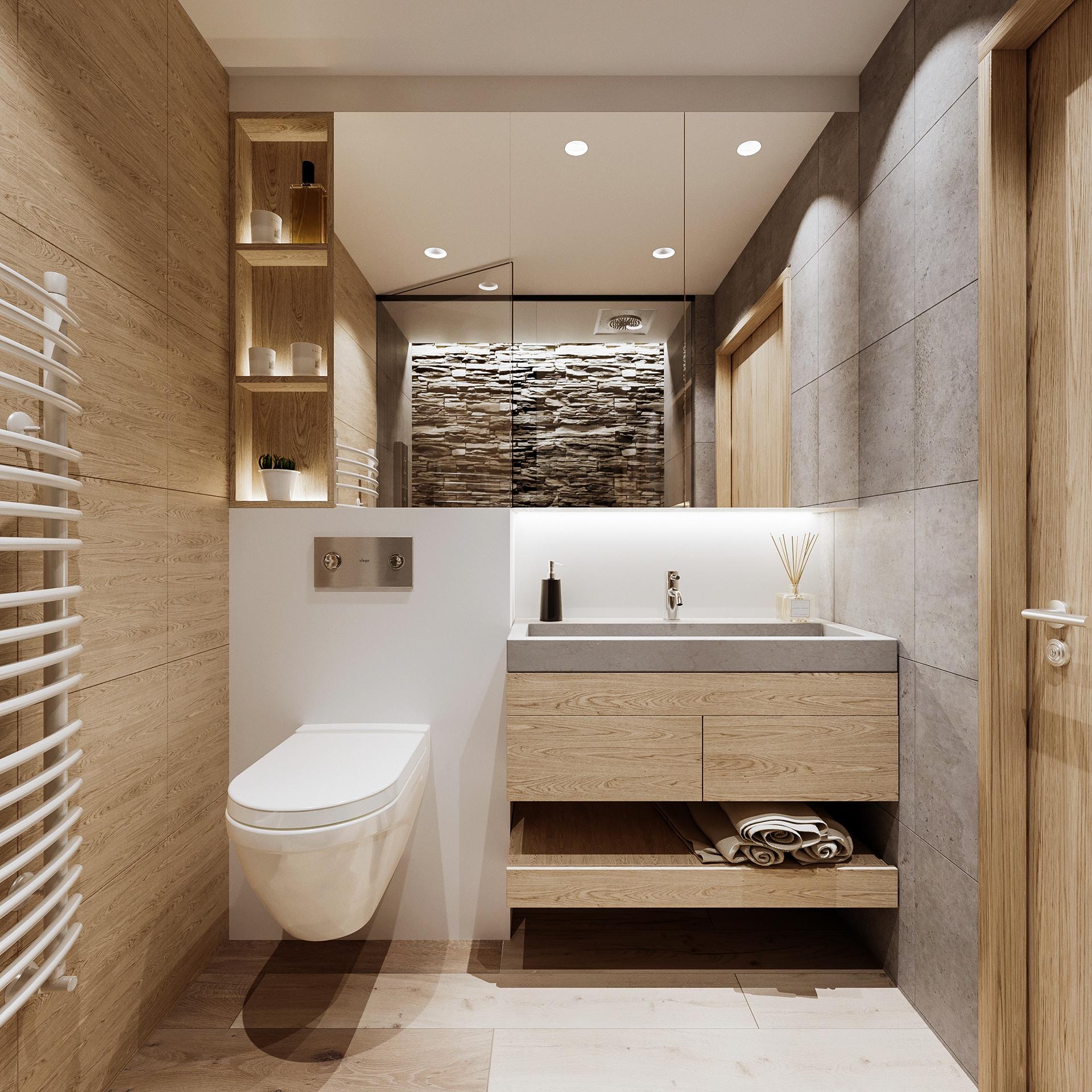 Come arredare un bagno piccolo 7 segreti dell architetto for Idee per arredare un ufficio