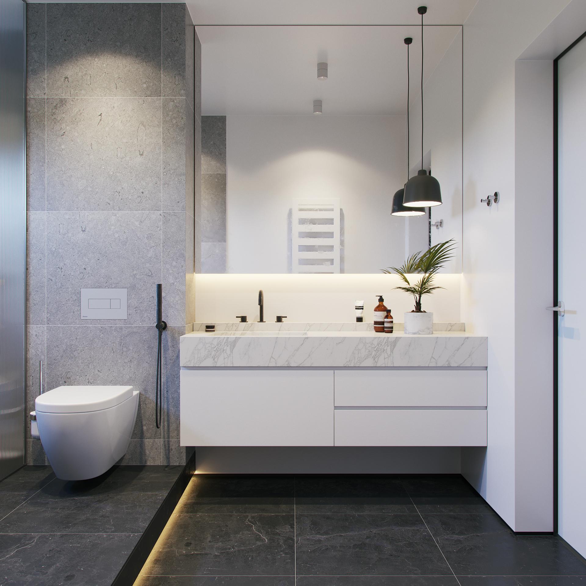 Progetto Bagno 3 Mq come arredare un bagno piccolo: 7 segreti dell'architetto