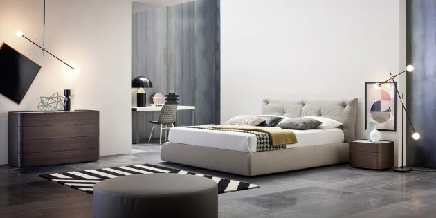 Come arredare una camera da letto moderna