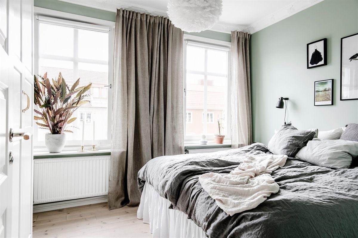 Tende e Coperte per Arredare una camera da letto moderna
