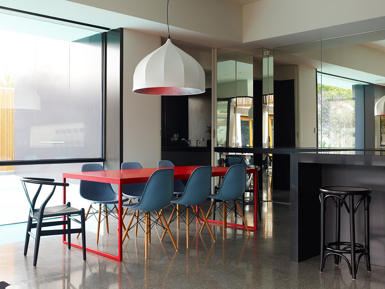 Come Abbinare Sedie Diverse 18 tavoli da pranzo dal design moderno