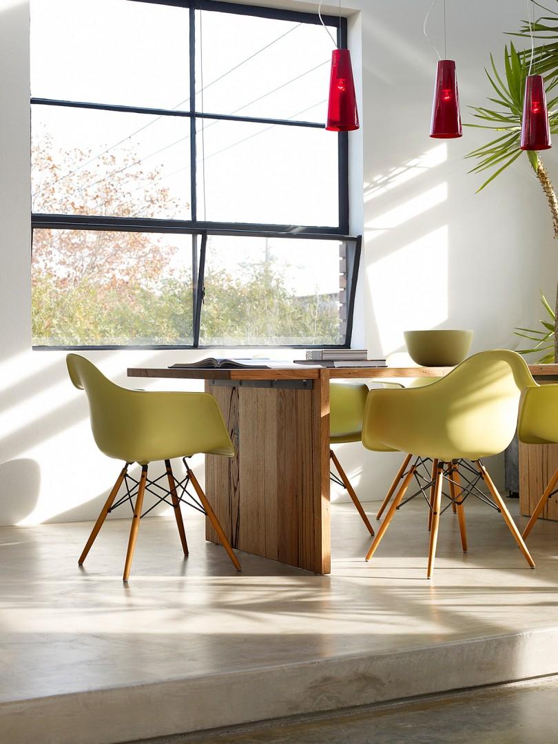 Tavolo da pranzo abbinamento con sedie