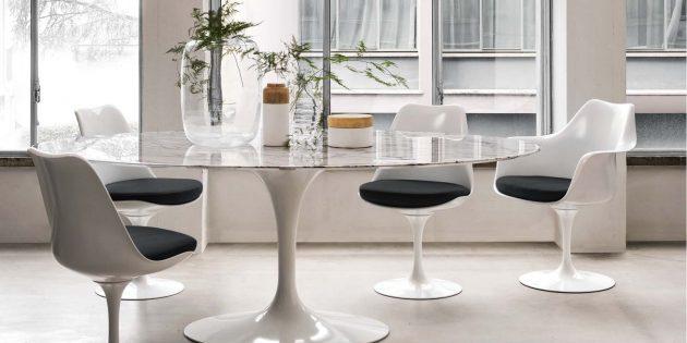 18 Tavoli da pranzo dal design moderno