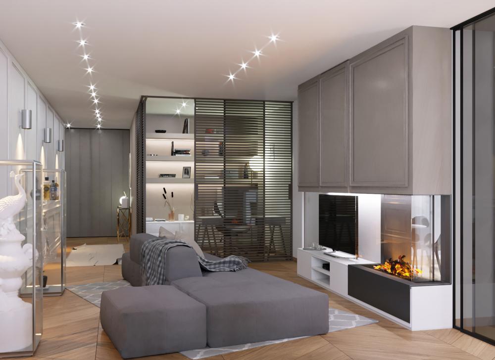 Tantissime idee originali per arredare una casa grande for Idee originali per arredare appartamenti
