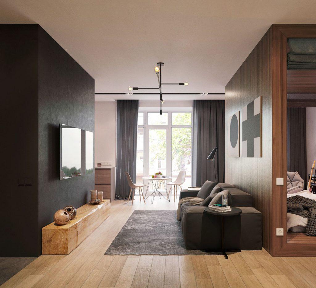 Arredare case piccole di 40 o 50 mq progetti e idee per for Arredare piccole case